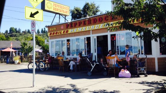 Pepperdock's Restaurant