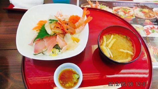 Seafood restaurant Murakami Suisan Sengyobu Koyama