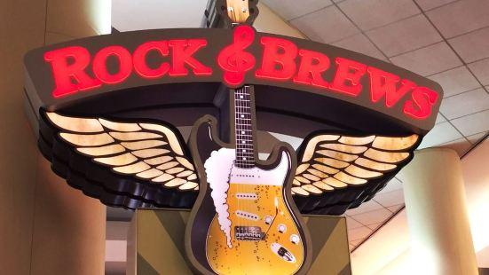 Rock & Brews(洛杉磯國際機場5號航站樓店)