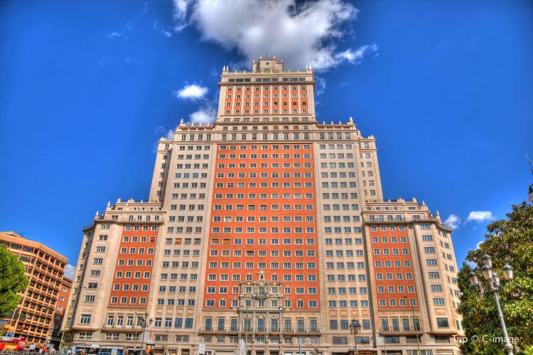 스페인 빌딩1