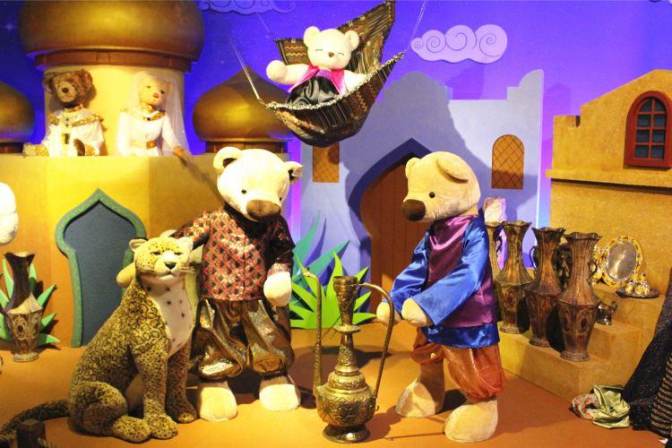 Teseum泰迪熊博物館2