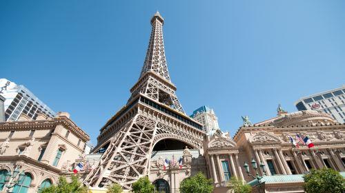 파리 라스베이거스 호텔 에펠 타워 익스피리언스