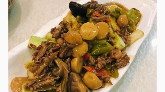 百福老丁頭菜館
