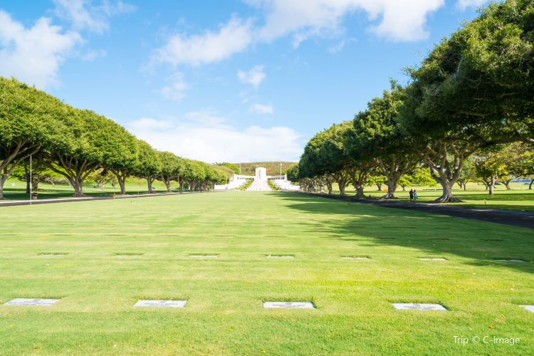 National Memorial Cemetery of the Pacific1