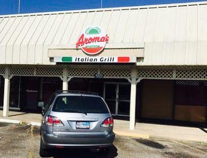 Aroma's Italian Grill