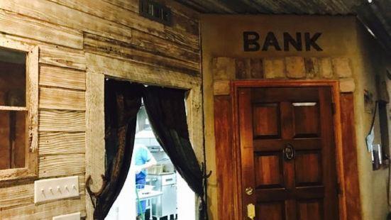 Restaurant Bliss at Monster Lake Ranch