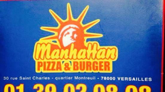 Pizza Manhattan