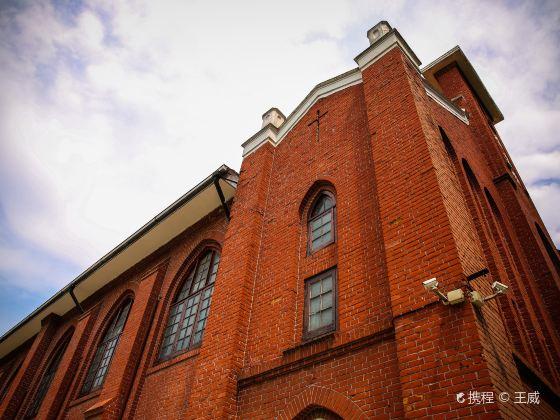 Wuhan Christian Church Rongguang Church (West Gate)