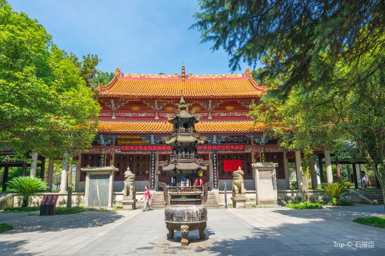 Lushan Temple1