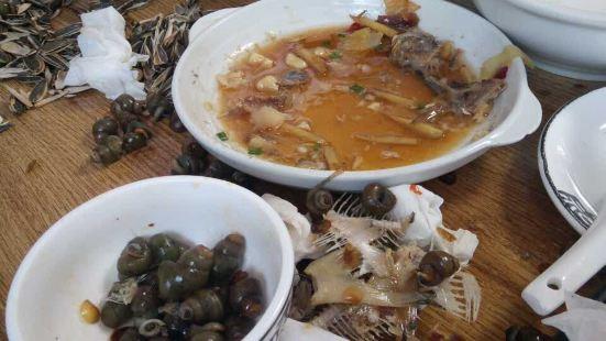 玲燕蒸菜館