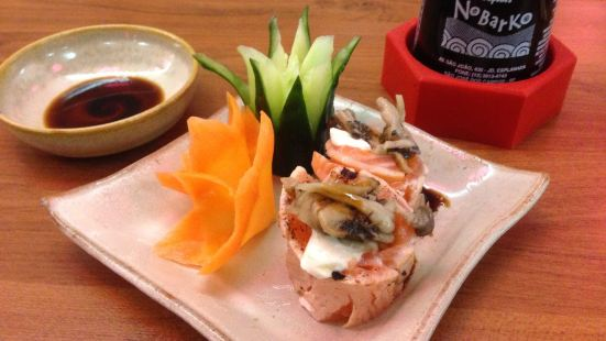 No Barko Culinaria Oriental