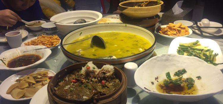 鴻福大酒店自助餐3