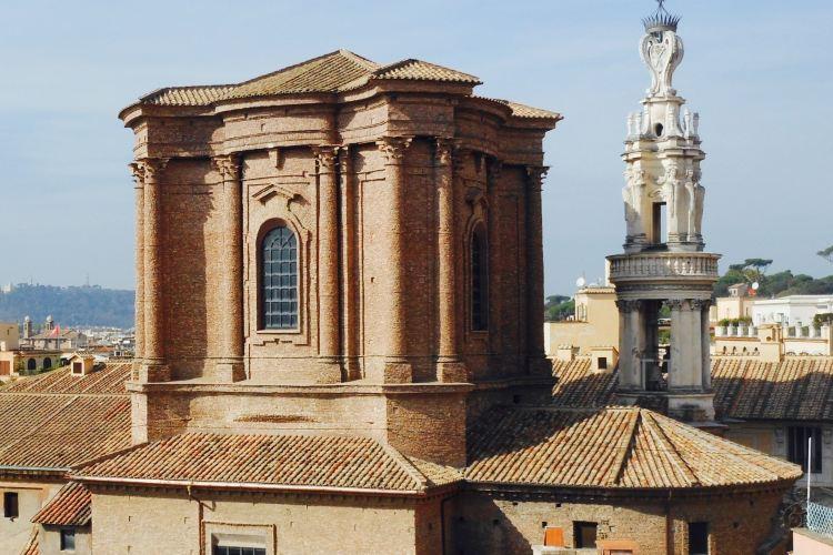 Basilica Di Sant Andrea Delle Fratte Travel Guidebook Must Visit Attractions In Rome Basilica Di Sant Andrea Delle Fratte Nearby Recommendation Trip Com