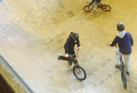 Cranx Indoor and Outdoor Bike & Sports Park