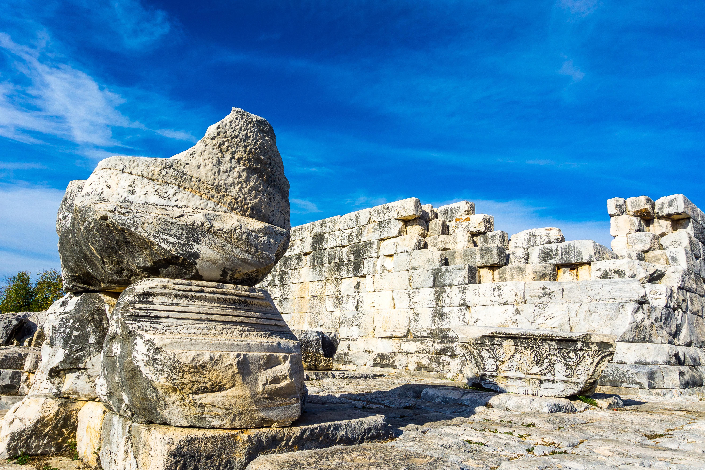 迪迪瑪阿波羅神廟