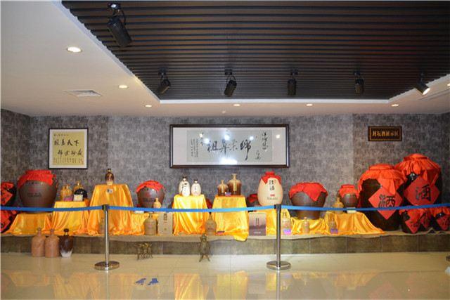 洋河酒廠(泗陽基地)工業旅遊區2