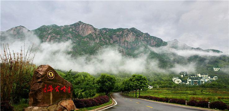 蓮峰雲海景區4