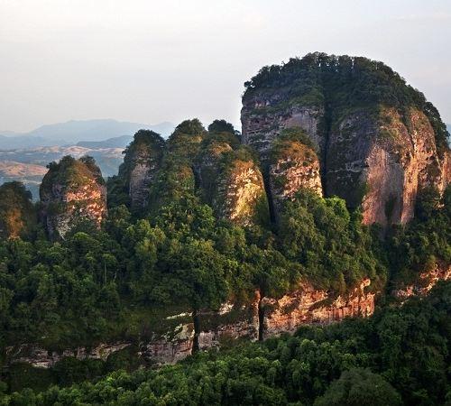 Meizhou Five Finger Stone