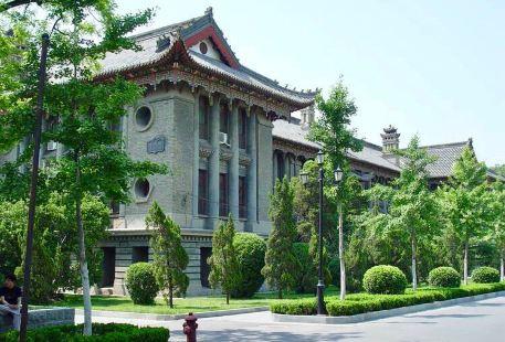 河南大學文物館