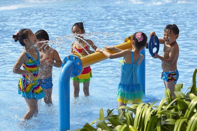 Haitang Bay Shangri-La Resort Children's Adventure Park2