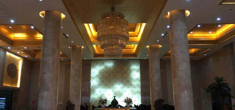 阿拉善大酒店-中餐廳2