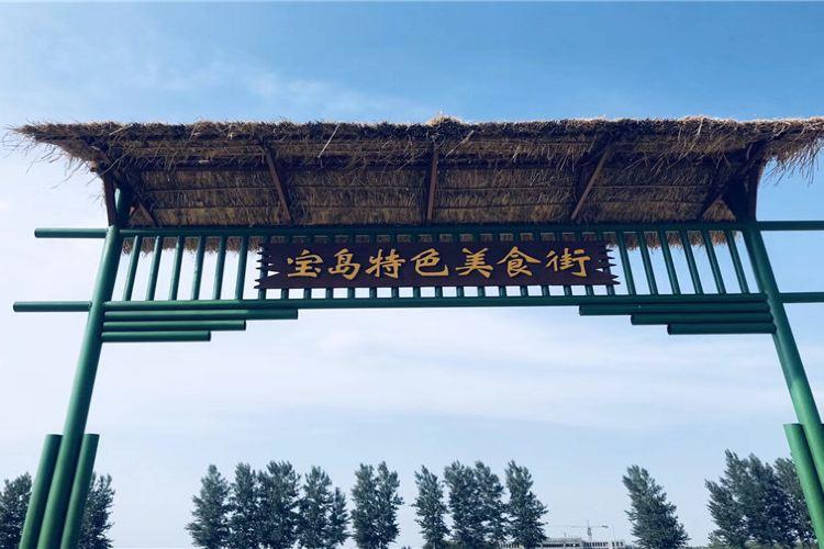 선양 바오다오 아미족 열대농업 박람원1