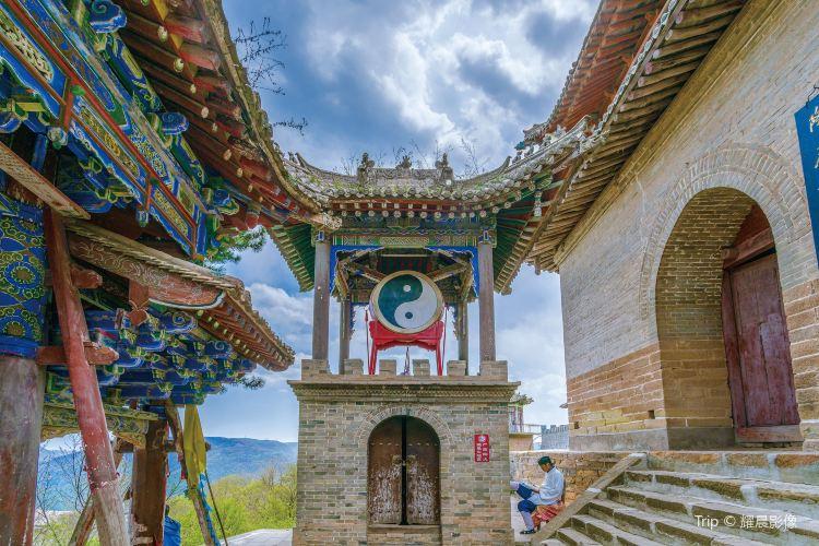 Wutai-huangcheng Sceneic Area2
