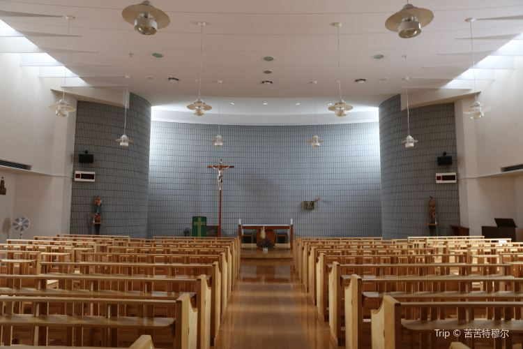Asahikawa Gojo Catholic Church1