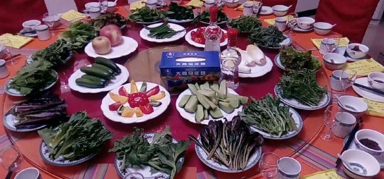 滿族風情小吃1