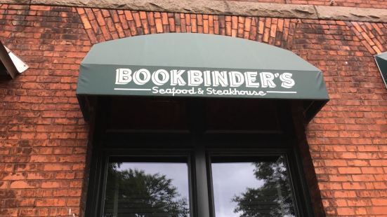 Bookbinder's Seafood & Steakhouse