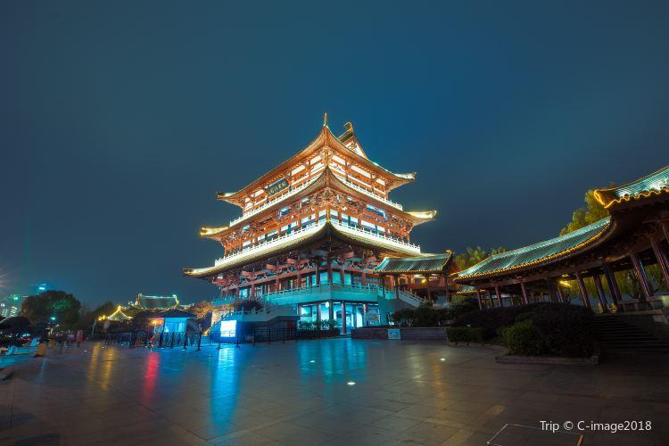 Du Fu River Pavilion4