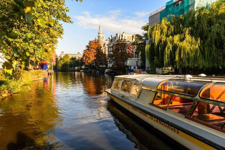 アムステルダム運河4