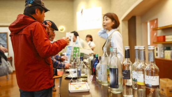 いいちこ日田蒸餾所(亦竹燒酒店)