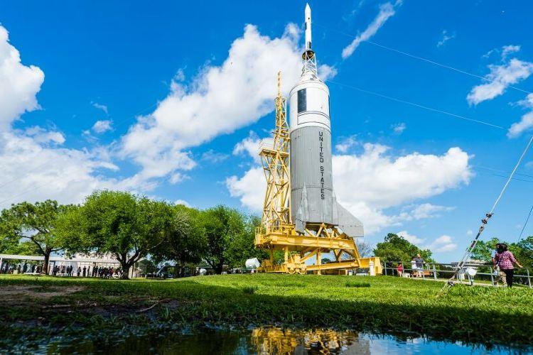 休斯頓太空中心1