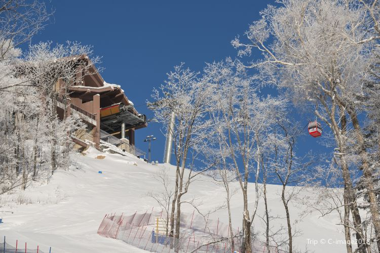 Wanda Changbaishan International Ski Resort2