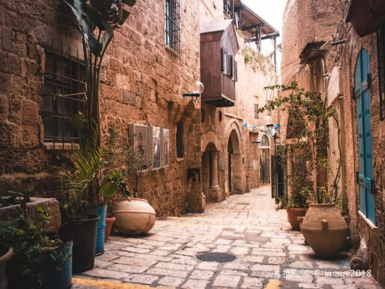 ヤッファ旧市街