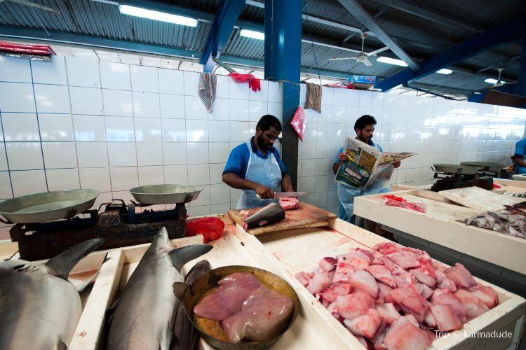 Dubai Fish Market