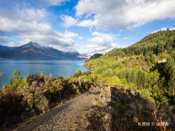 Glenorchy-Queenstown Road