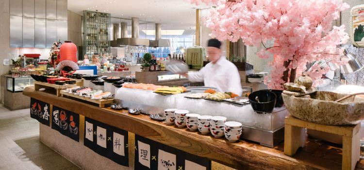 Tianjin Shangri-La Hotel Buffet