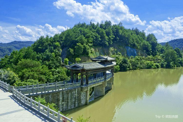 文秀湖公園2