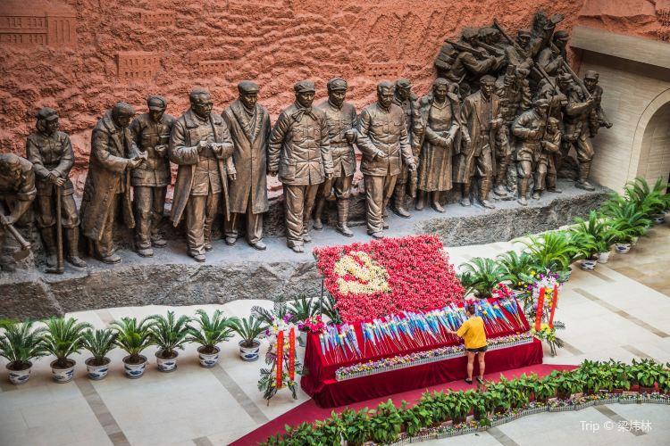 Yan'an Revolutionary Memorial Hall2