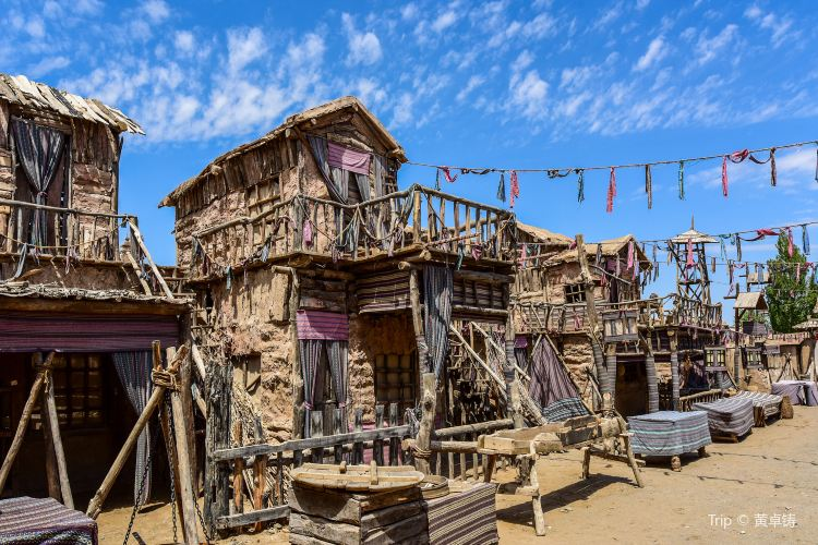 Dunhuang Western Movie and Television Base1