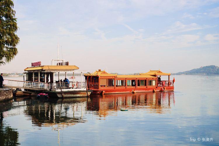 東湖遊船行吟閣碼頭1