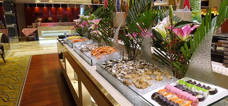 昆明南亞風情園豪生大酒店·The Riviera Cafe豪生咖啡廳2