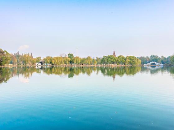 Linghu Scenic Area