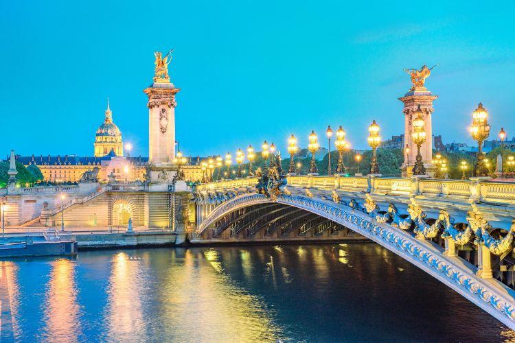 Le Pont Alexandre-III