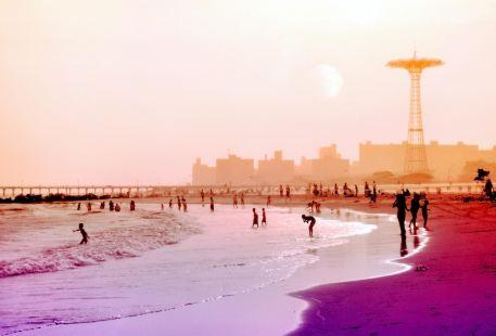 康尼島海灘