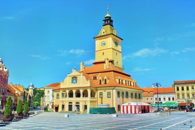 布拉索夫議會廣場1