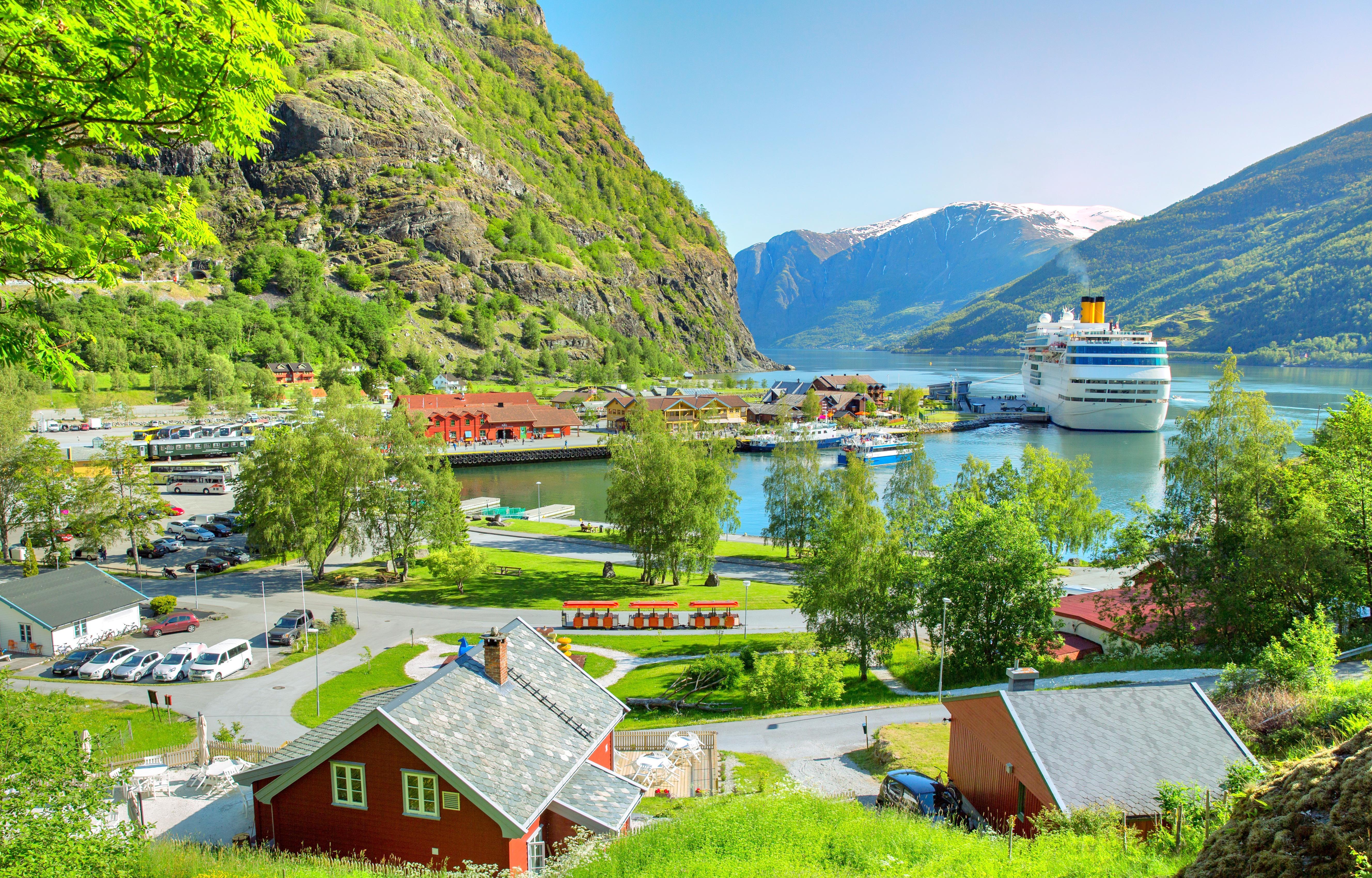Fjord Cruises