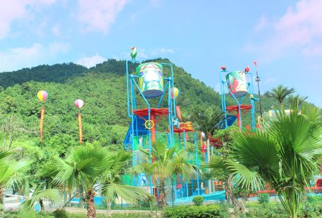 Sihui Mountain Water Amusement Park
